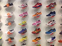 Shoes collection Stock Photos