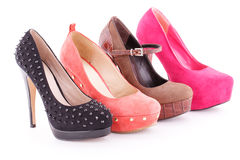 Shoes Royalty Free Stock Photo