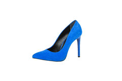 Shoes on high heels Stock Photo