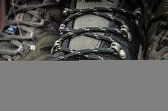 Shoes, Laces, Shop, Shopping, Shelf Stock Image