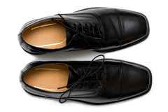 Shoes. Mens shoes. Royalty Free Stock Image