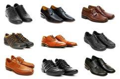 shoes olikt arkivfoto