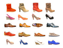 Shoes shop Royalty Free Stock Photo