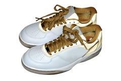 shoes sportar arkivbild