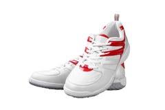 shoes sportar Arkivbilder