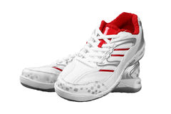 shoes sportar arkivfoton