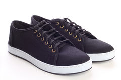 shoes sporten Royaltyfria Foton