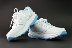 shoes sporten Fotografering för Bildbyråer
