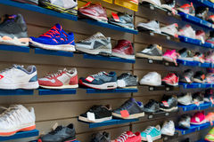 shoes sporten Royaltyfri Bild