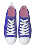 shoes sporten arkivbilder
