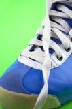 shoes tappning Fotografering för Bildbyråer