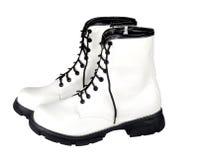 shoes teen moderiktigt Arkivfoton