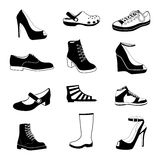 Shoes #1 Stock Photos