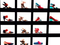 Shoes women's Royalty Free Stock Image