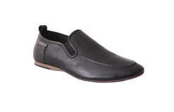 Shoes for a young man Royalty Free Stock Image
