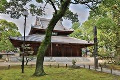 Shofuku ji Temple in Fukuoka, Japan. Stock Photography