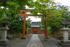 Shoganji tempelarashiyama Arkivbild