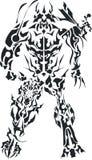 shogun stock de ilustración