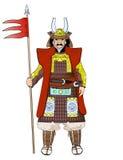 shogun στοκ εικόνες