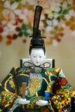 Shogun doll Stock Photo