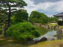 Shogun Temple Garden Royalty Free Stock Photos