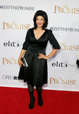 Shohreh Aghdashloo. At the Los Angeles premiere of `The Promise` held at the TCL Chinese Theatre in Hollywood, USA on April 12, 2017 Stock Photo