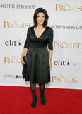 Shohreh Aghdashloo. At the Los Angeles premiere of `The Promise` held at the TCL Chinese Theatre in Hollywood, USA on April 12, 2017 Stock Photography