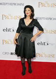 Shohreh Aghdashloo. At the Los Angeles premiere of `The Promise` held at the TCL Chinese Theatre in Hollywood, USA on April 12, 2017 Royalty Free Stock Photo