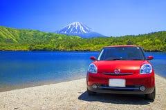 Shoji del lago Immagine Stock