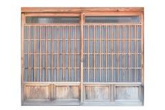 Shoji, porte japonaise traditionnelle image libre de droits