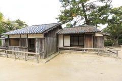Shoka Sonjuku akademi royaltyfria bilder