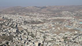 Shomron Samaria, западный берег сток-видео