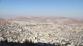 Shomron Samaria, западный берег видеоматериал