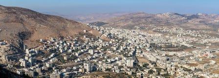Shomron Samaria, West Bank royalty free stock photo