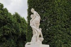 Shonbrunn宫殿 图库摄影