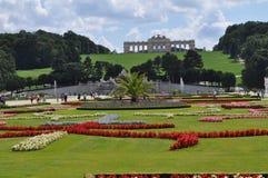 Viena - Shonbrunn fotos de archivo