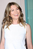 Shonda Rhimes,Ellen Pompeo Royalty Free Stock Photography