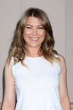 Shonda Rhimes,Ellen Pompeo. LOS ANGELES - APR 2:  Ellen Pompeo arriving at the Welcome To ShondaLand: An Evening With Shonda Rhimes & Friends at Leonard H Stock Image