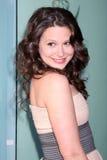 Shonda Rhimes,Katie Lowes Stock Image