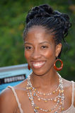 Shondrella Avery. Actress SHONDRELLA AVERY at the Los Angeles Film Festival premiere of A Scanner Darkly at the John Anson Ford Amphitheatre, Los Angeles. June Stock Photography