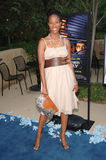 Shondrella Avery. Actress SHONDRELLA AVERY at the Los Angeles Film Festival premiere of A Scanner Darkly at the John Anson Ford Amphitheatre, Los Angeles. June Royalty Free Stock Photo