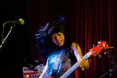 Shonen Knife live in Cork, Ireland 2014 Stock Photo