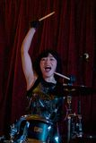 Shonen Knife live in Cork, Ireland 2014 Stock Photography