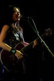 Shonen Knife live in Cork, Ireland 2014 Royalty Free Stock Photos