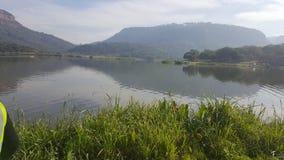 Shongweni水坝 库存照片