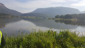 Shongweni-Verdammung Stockfotos