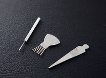 Shoni-Shin Acupuncture Tools Royalty Free Stock Photos