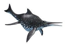 Shonisaurus Foto de archivo