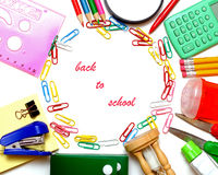 Shool stuff Stock Photos