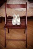 Shoose свадьбы Стоковые Изображения RF